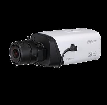2 Megapiksel WDR Starlight Box IP Kamera - Sesli